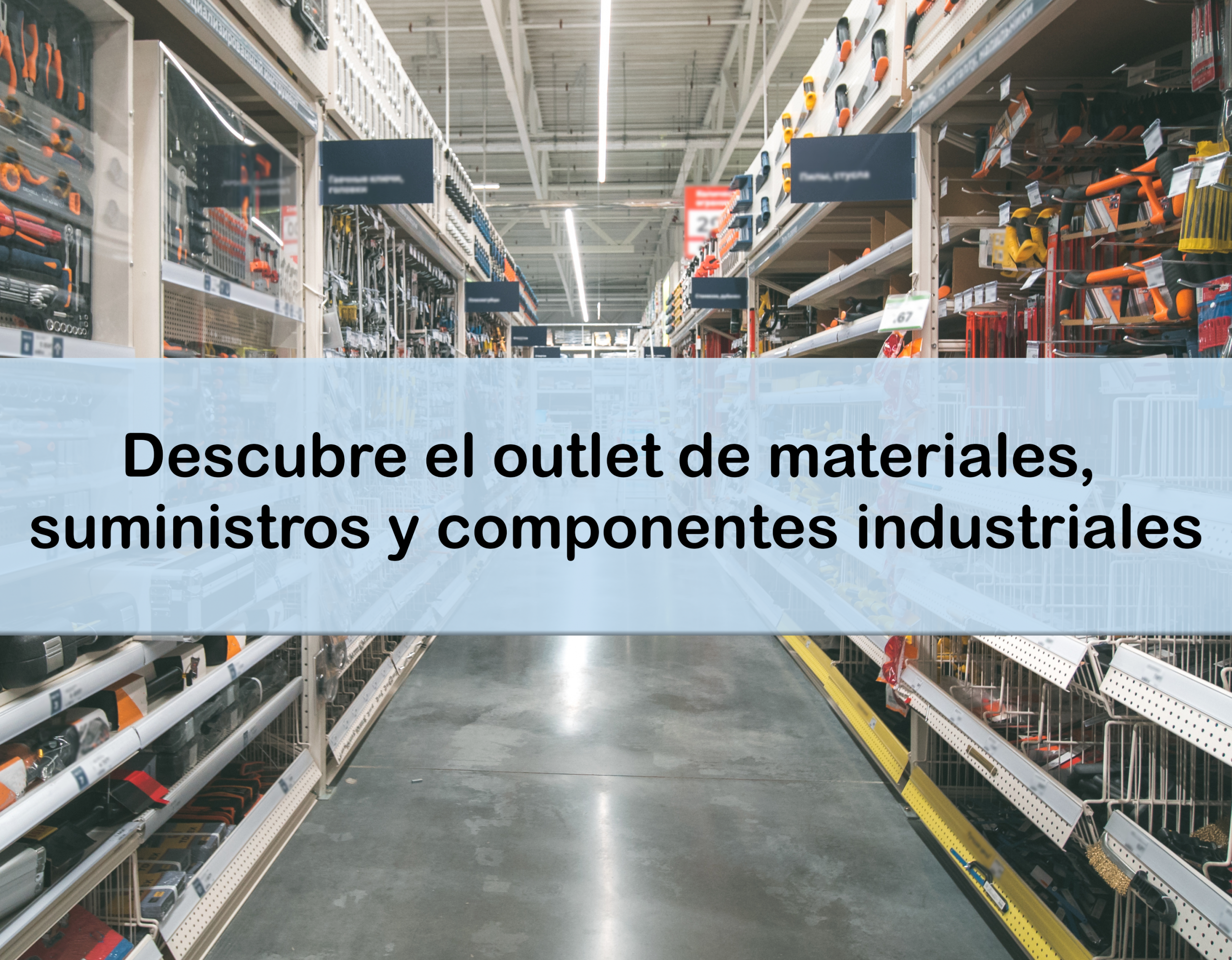 material industrial outlet suministros industriales sicma21